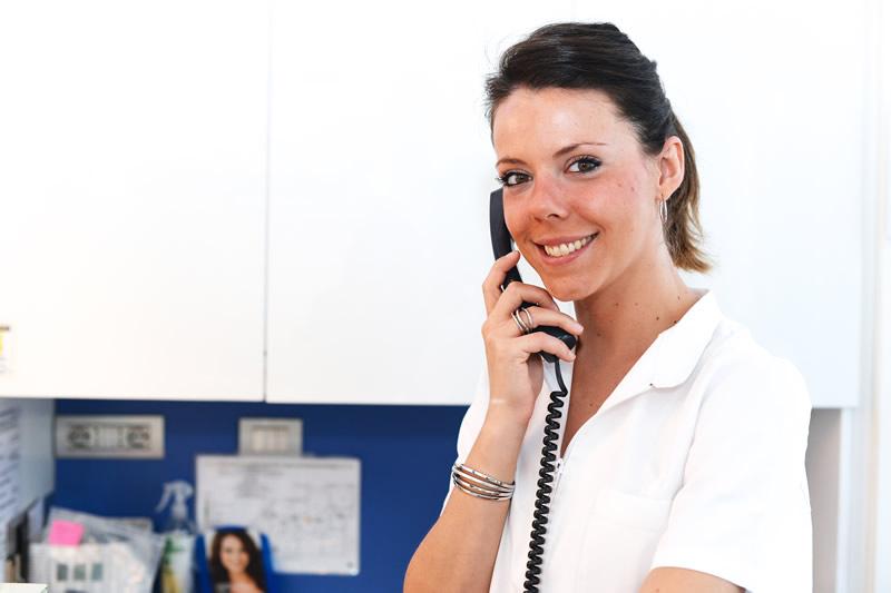 Le assistenti di studio studio dentistico associato autieri doglio